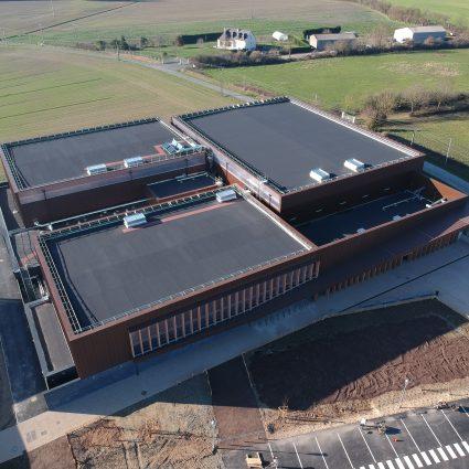 Gymnase de Beaucouzé (49)